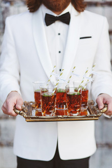 Signature wedding cocktails
