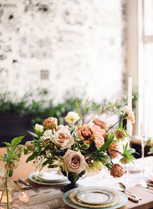 Vintage Brooklyn wedding inspiration