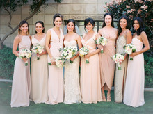 Bridemaids portrait