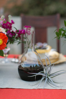 Carafe red wine