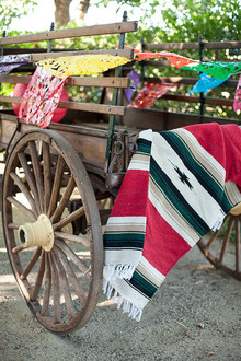 Cinco de Mayo rehearsal dinner decor