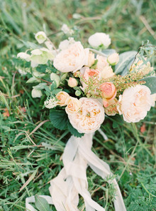 Organic green and gold wedding inspiration