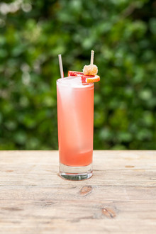 The Whaling Club cocktail