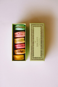 Laduree colorful macarons