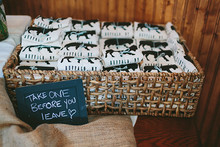 Upstate New York wedding favors