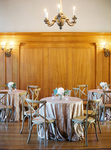 Villa Montalvo California wedding venue