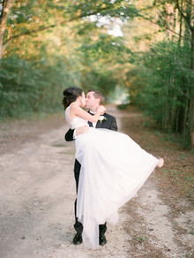 Elegant Georgia wedding