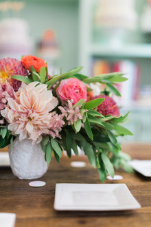baby shower florals