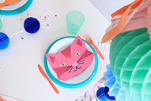 kitty cat party ideas
