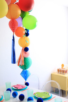amazing primary garland
