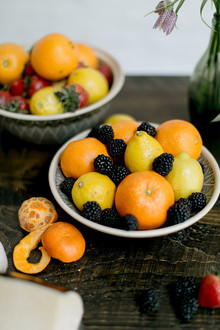 Fall food wedding inspiration