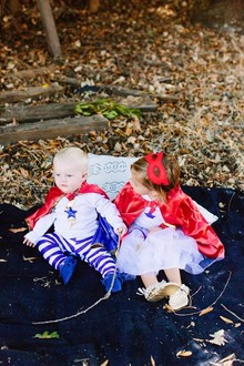 kids halloween playdate