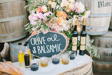 Olive oil favors