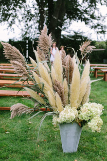 Ceremony florals