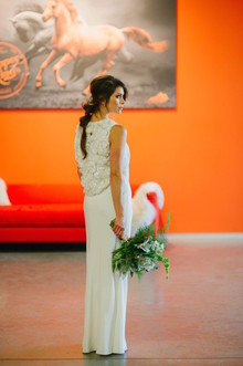 Lakum wedding dress