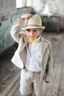 vintage style boys outfit