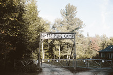 Upstate New York Camp wedding
