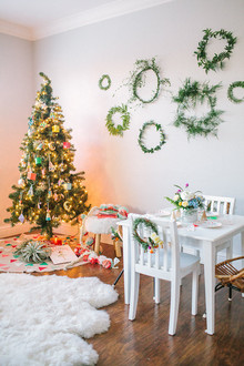 whimsical holiday decor