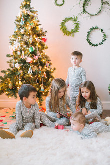 kids christmas playdate