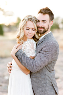 Colorado wedding portraits