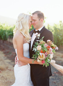 Napa Valley wedding