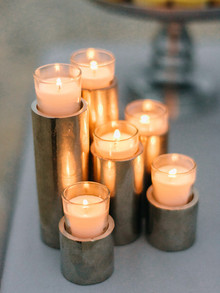 Seaside candles