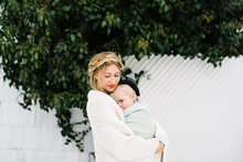 lifestyle family photos with Tayler of Wildbird