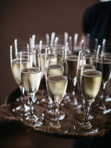 Wedding toasts