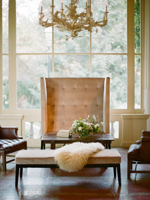 Elegant modern San Francisco wedding