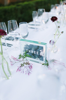 Modern Avalon Hotel wedding