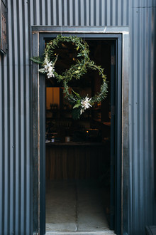 Wreath decor