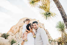 Joshua Tree family photos