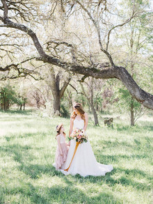 Romantic Austin spring wedding inspiration