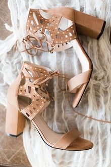 Anthropologie wedding shoes