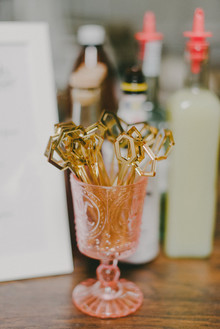 Cocktail stir sticks