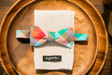 Groom bow ties