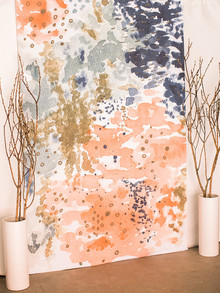 Minted photo backdrop