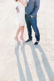 Los Cabo engagement shoot