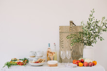 Easy late summer entertaining