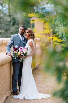 jewel tone late summer wedding ideas