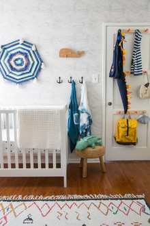 Nautical baby room inspiration