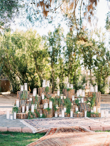 elegant fall wedding ideas