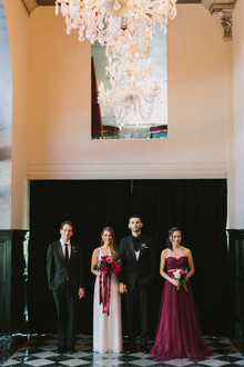 Culver Hotel wedding