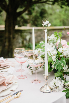 Modern fairytale wedding inspiration