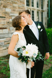 moody romantic Nashville wedding