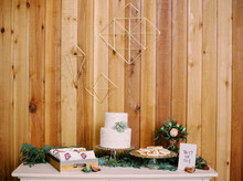 Rustic modern wedding ideas