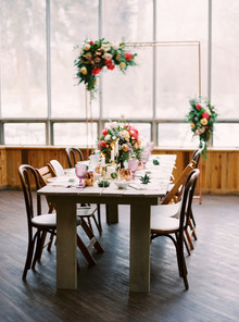 modern rustic wedding ideas
