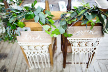 rustic boho diy wedding