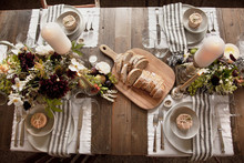 Fall entertaining at home