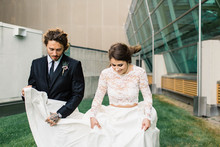 Detroit wedding inspiration